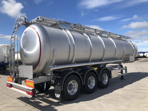 New LAG 37,500 Uninsulated ADR GP Tanker