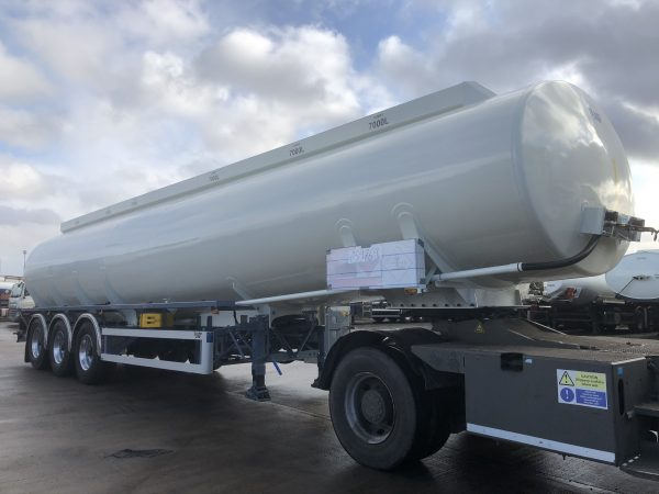 **COMING SOON** New LAG 6 Compartment Fuel Tankers