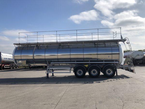 New 34,000 LAG Foodstuffs / Adblue Tankers
